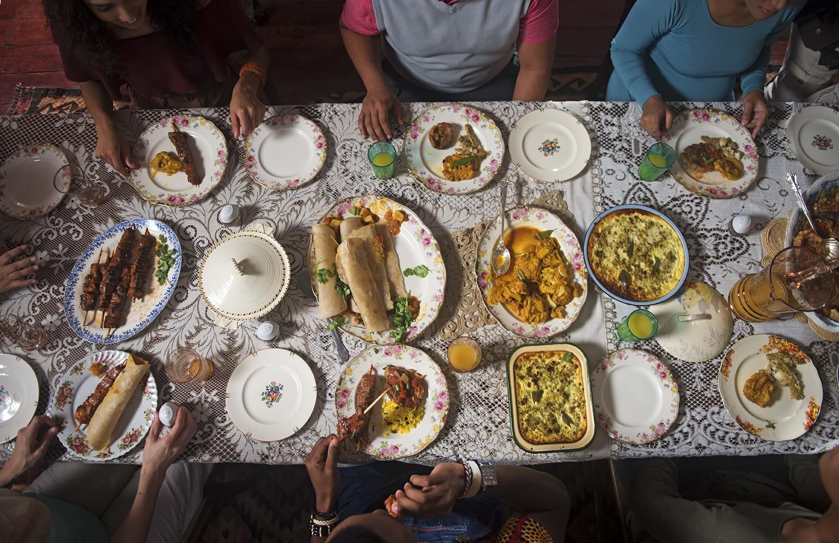 SEAFOOD PAELLA Cape Malay Cooking with... - Fatima …