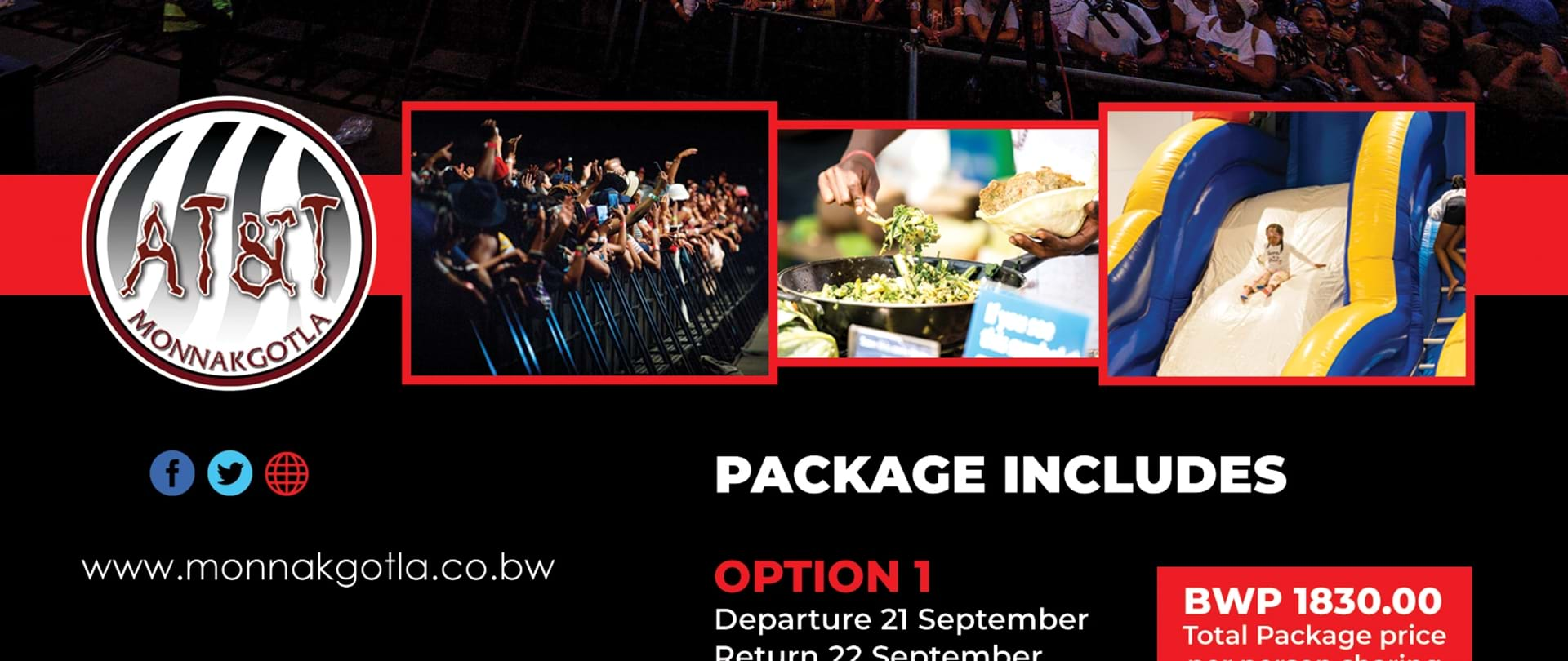 DSTV Delicious 2019 - 1 day package | Gauteng | Bustling