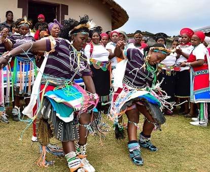 Rituals zulu tribe What is