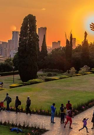 Walk Through South Africas History In Pretoria The Capital City - What is the capital of south africa