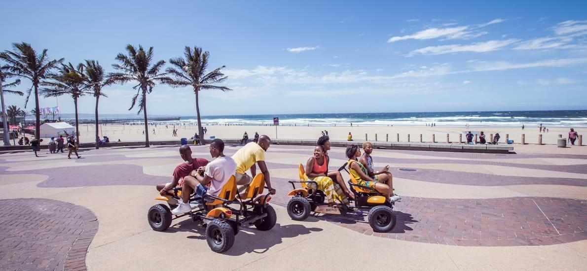 Die Warme Küste in KwaZulu-Natal