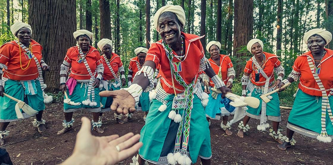 Understanding zulu cultural ceremonies in zululand you can organise to visit a zulu homestead attend a wedding meet a sangoma or go to a coming of age ceremony with zululand eco adventures stopboris Images