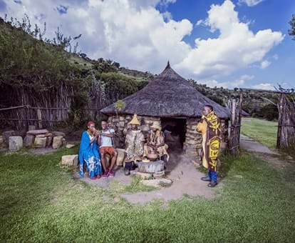 The culture of Basotho: history, people, clothing and food