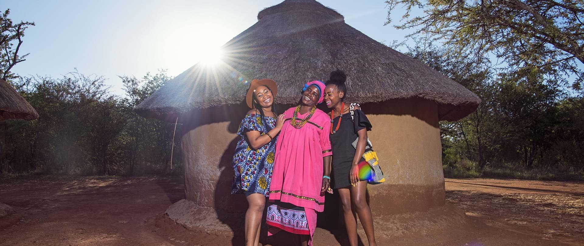 Bapedi history, traditions, culture and food (ZA)